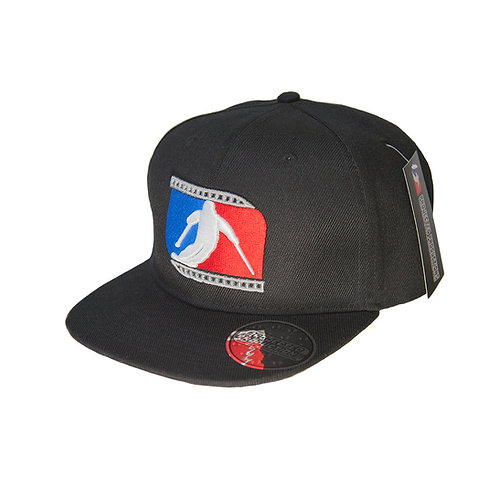 Black Projected Team Hat