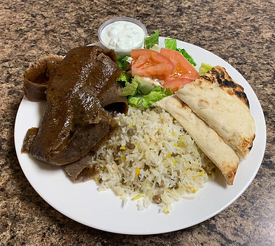 Gyro Lunch Special