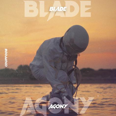 BLADE - Agony