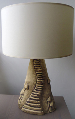 lampa grzyby