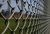 Wilmington, NC-chain link industrial fence