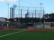 Baseball Park Batting Cage-Cape Fear, NC