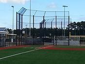 Baseball Park Batting Cage-Cape Fear, NC