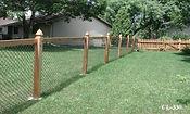 Cape Fear, NC Custom chain link fence