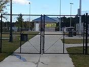 Cape Fear, NC-Entry Gate Ball Park