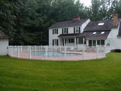Pool Yard Fence Wilmington NC