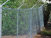 Barb Wire, Chain link, security, Wilmington NC, fence