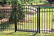 Wilmington NC Aluminum Fencing
