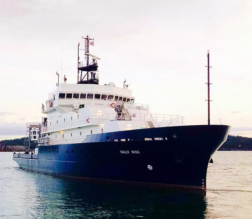 Ship Interior Systems - Sally Ride - Dakota Creek Industries