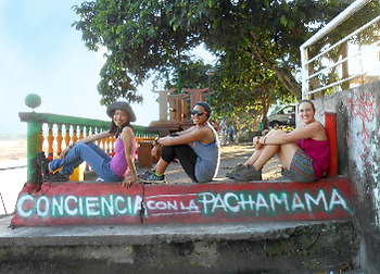 SUA, Pachamama, social issues, theater, storytelling, dialogue