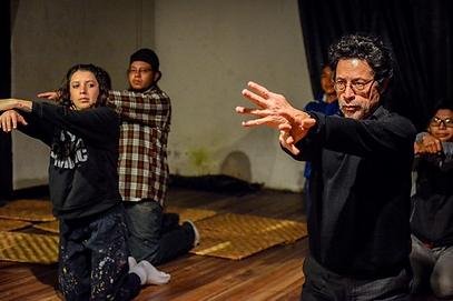 choreographer, dancer, teacher, director, ecuador, contemporary dance