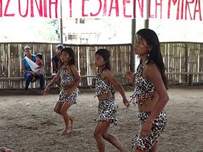 Forsythe Dance, Tzawata, Mariscal, danza, traditional