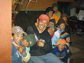 quilotoa, tourism, community-based, belen, noroña