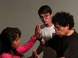 Modern Dance, Mirror Exercise, Study Abroad, Wilson Pico, Dialogue