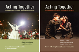 Acting Together, Peacebuilding, Arts, Performance, Creative Transformation, Conflict, development