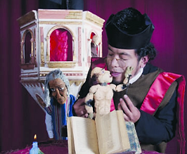 Quito Eterno, Theatre, Puppetry, Poetry, Cultural Education, Oral Tradition