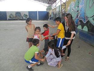 children, community development, study abroad
