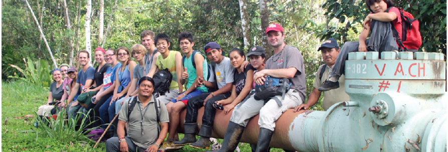 study abroad, Ecuador, rural communities, rehearsing change