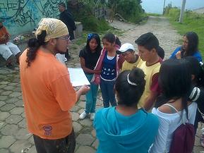 community education, Nina Shunku, Pachaysana, Quito