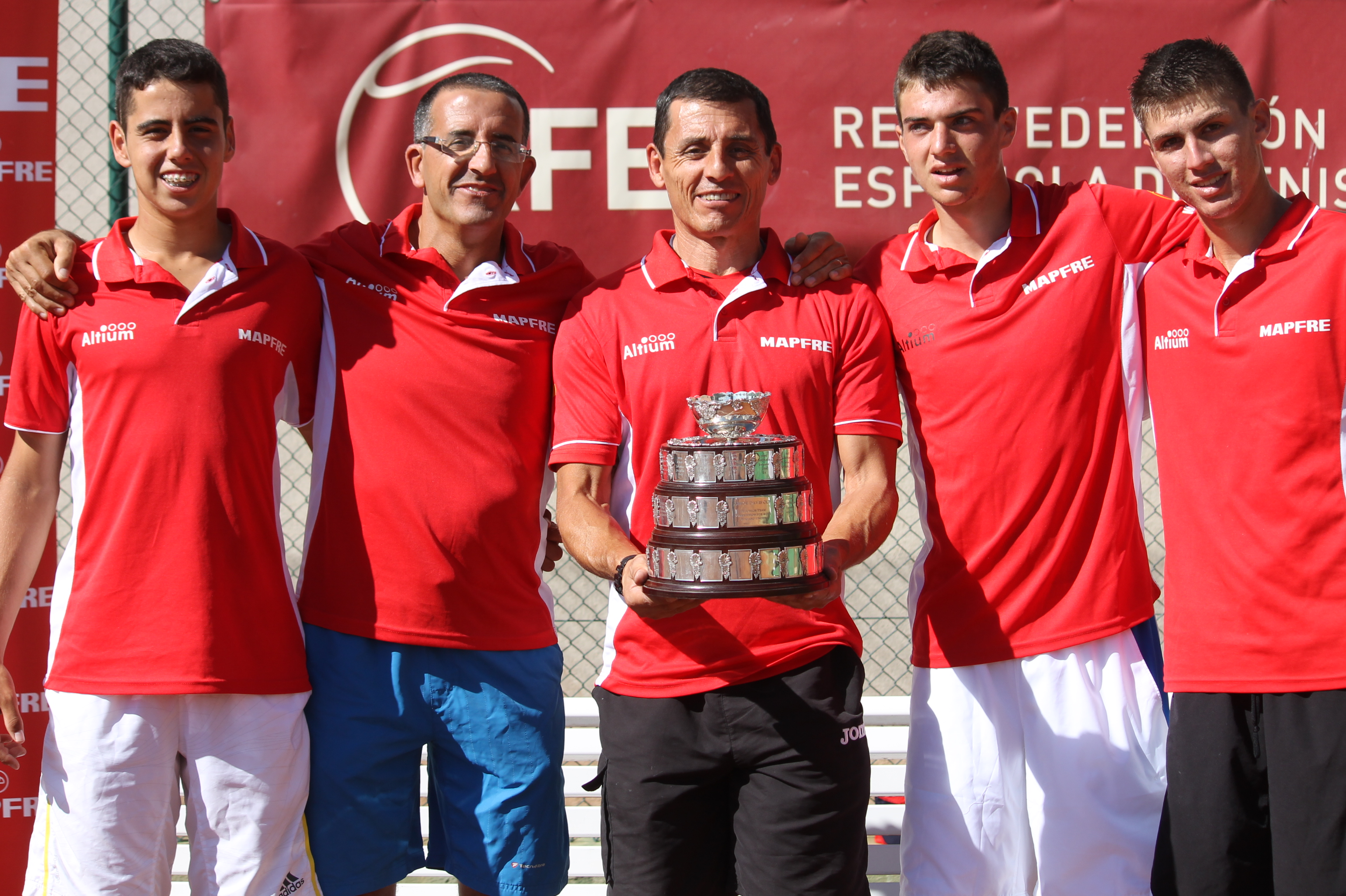 Davis Cup Junior (año 2013)