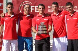 Davis Cup Junior (año 2013)