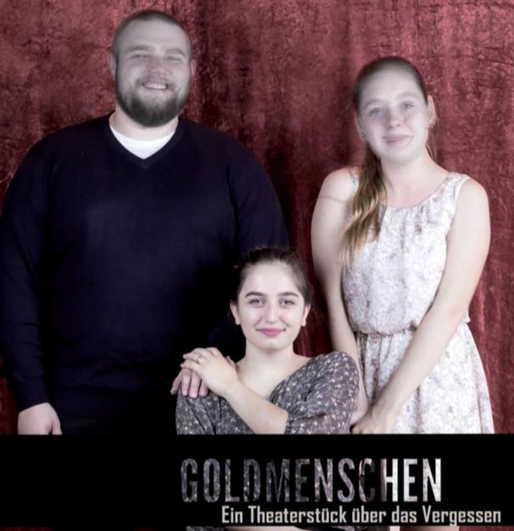 GOLDMENSCHEN - 2018
