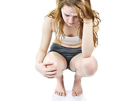 Distúrbios alimentares e o esporte.
