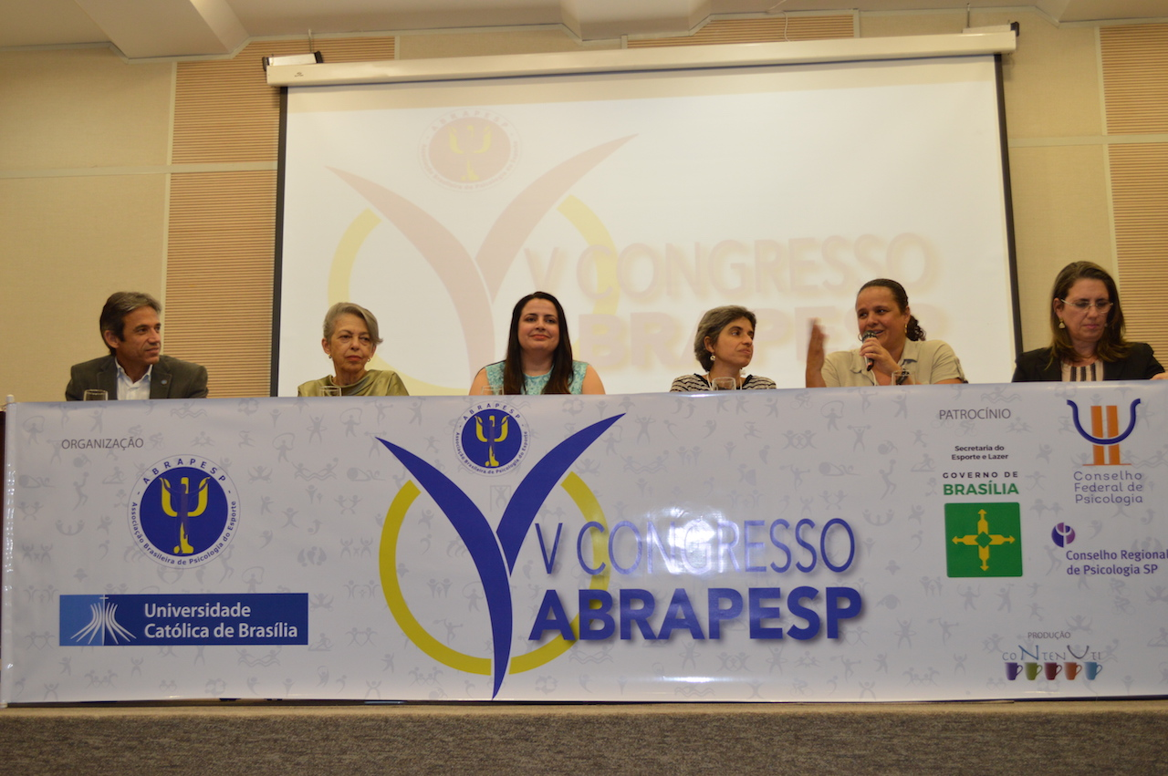 Abertura do V Congresso da ABRAPESP
