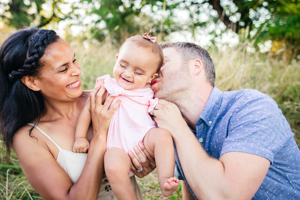powell butte family session
