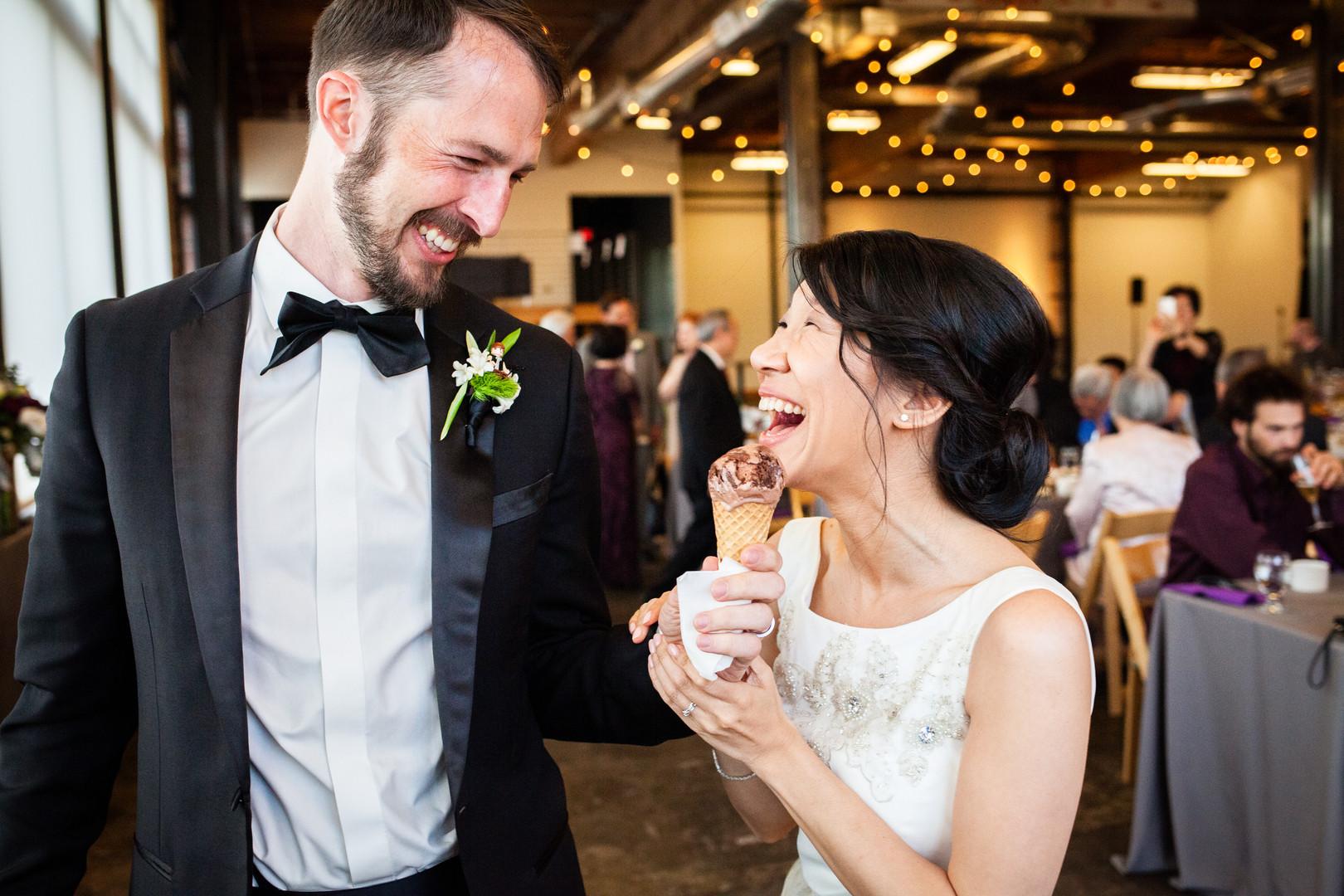portland wedding photographer Leftbank Annex