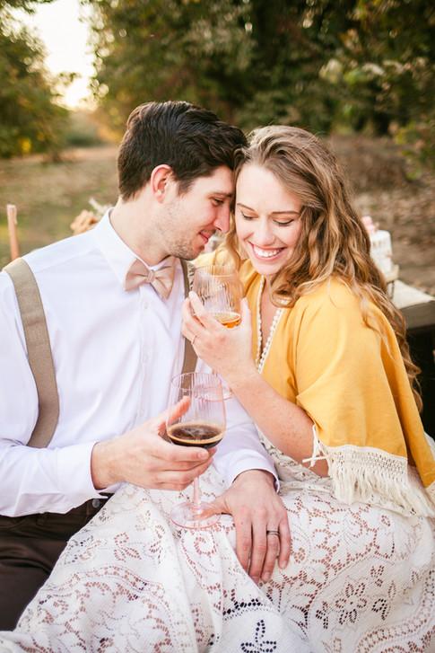 Willamette Valley Elopement, The Old Schoolhouse Wedding