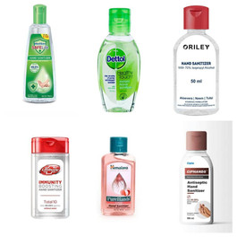 6 Inexpensive And Easy To Carry Hand Sanitizers During COVID Outbreak
