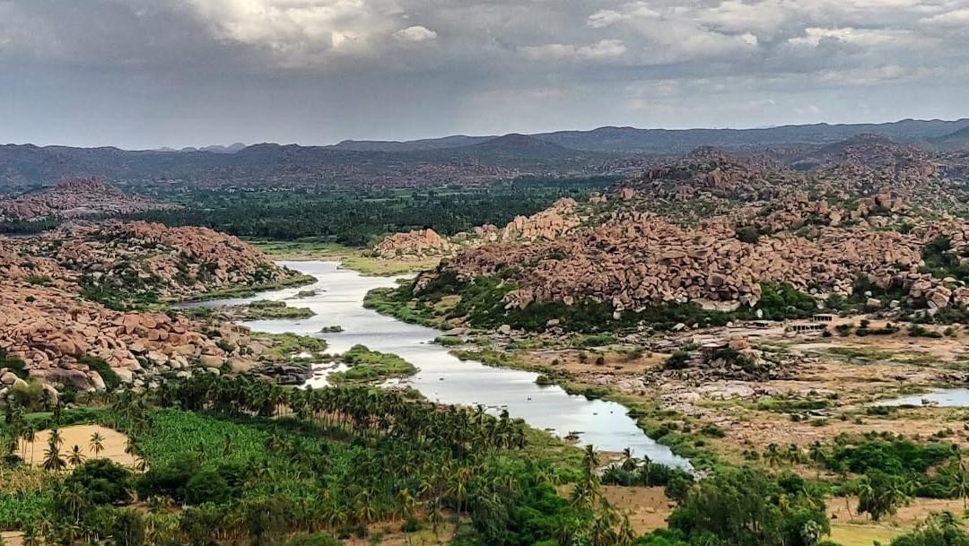 Matanga Hill, Hampi, Karnataka