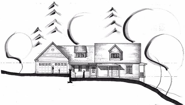 home drawing plans