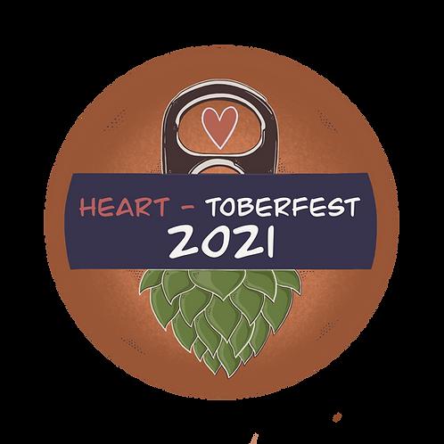 Heart-toberfest Beer Garden Admission Button