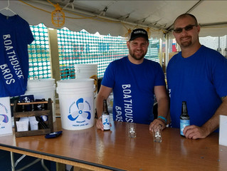 Lakefront Days Sampling and Brew Demo