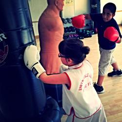 Invincible Ark Kids Martial Arts