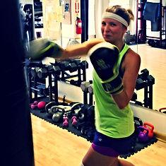 Invincible Ark Fitness Kickboxing