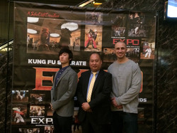 Bill Fong, Kenny Fong, & Denis Ark