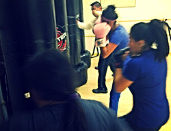 Invincible Ark Boxing