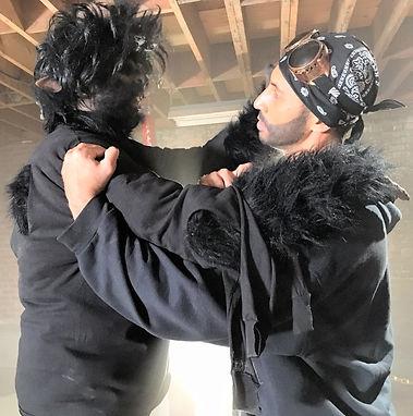 Denis Ark | Actor | Fight Choreographer