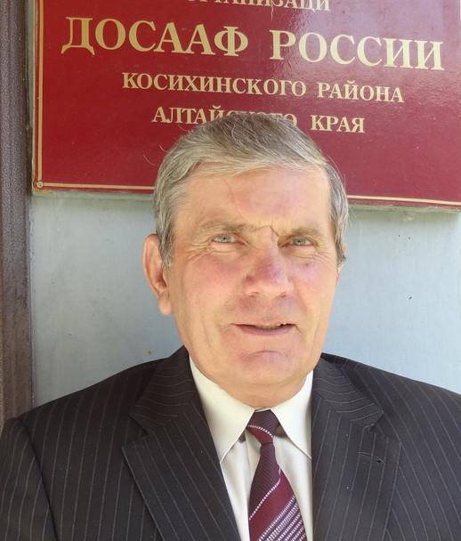 Шульгин Николай Федорович