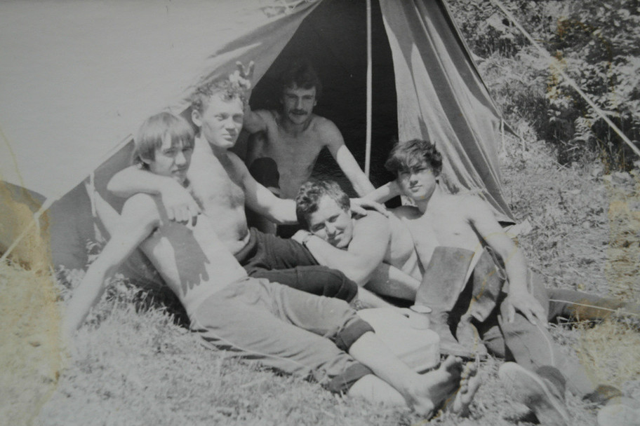 команда Косихинского района по мототриал