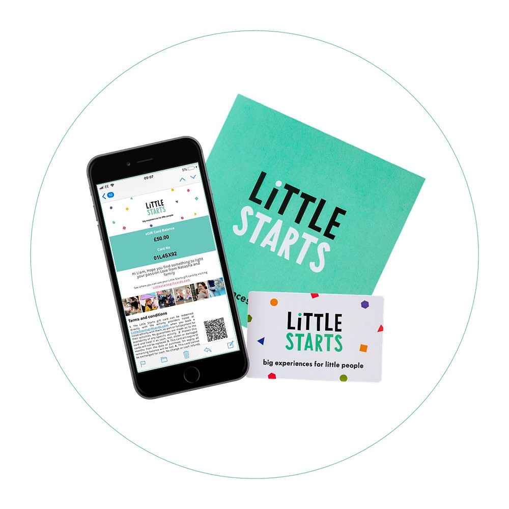Little Starts gift cards