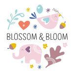 Blossom & Bloom Logo