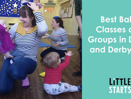 Best Baby Classes and Groups in Derby and Derbyshire