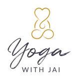 Yoga wih Jai Logo