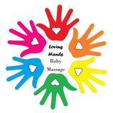 Loving Hands Baby Massge Logo