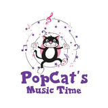 PopCat's Music Time Logo