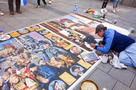 Asphalt Paint Artist in Munich-1.JPG